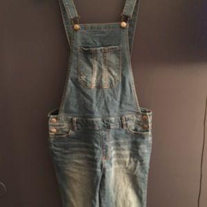 Denim - jean overalls
